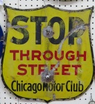 STOP SIGN CHI MOTOR CLUB  cropped